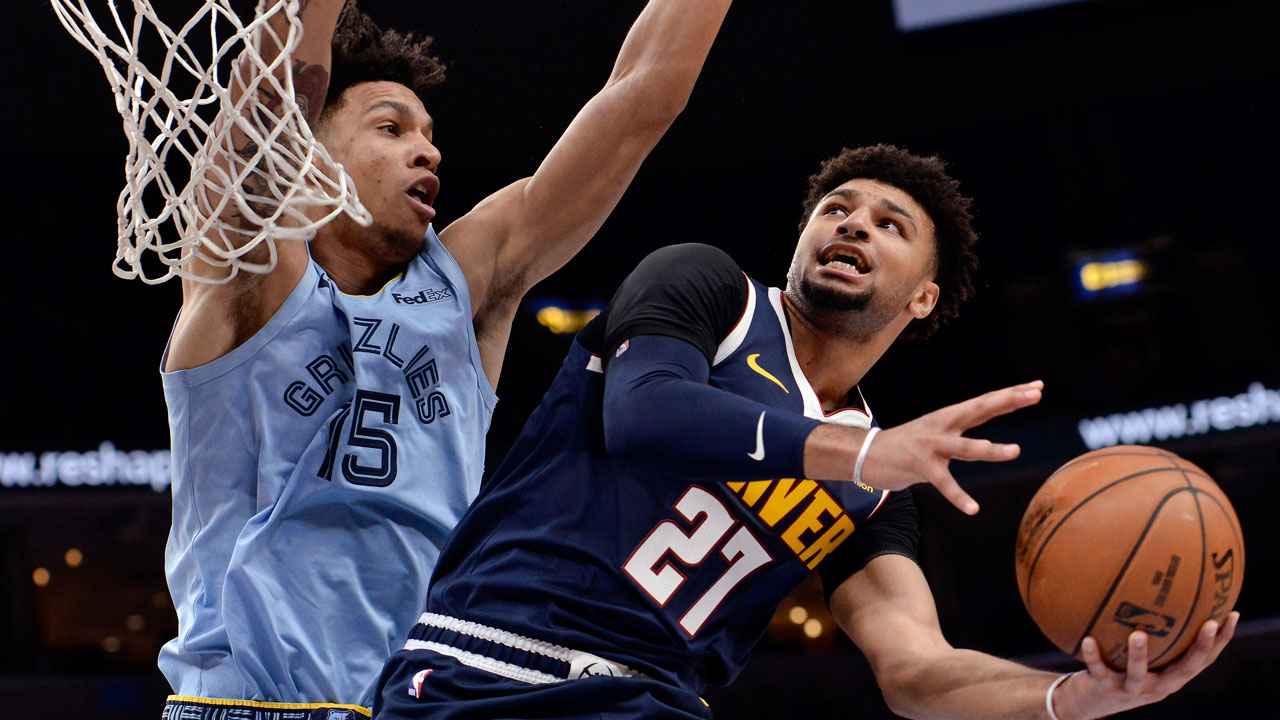 Nuggets-murray-grizzlies