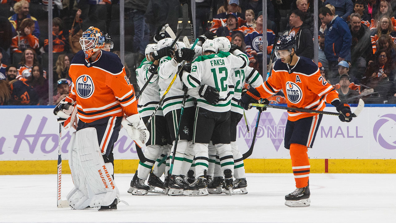 Oilers must use overtime loss to Stars as lesson to realize potential