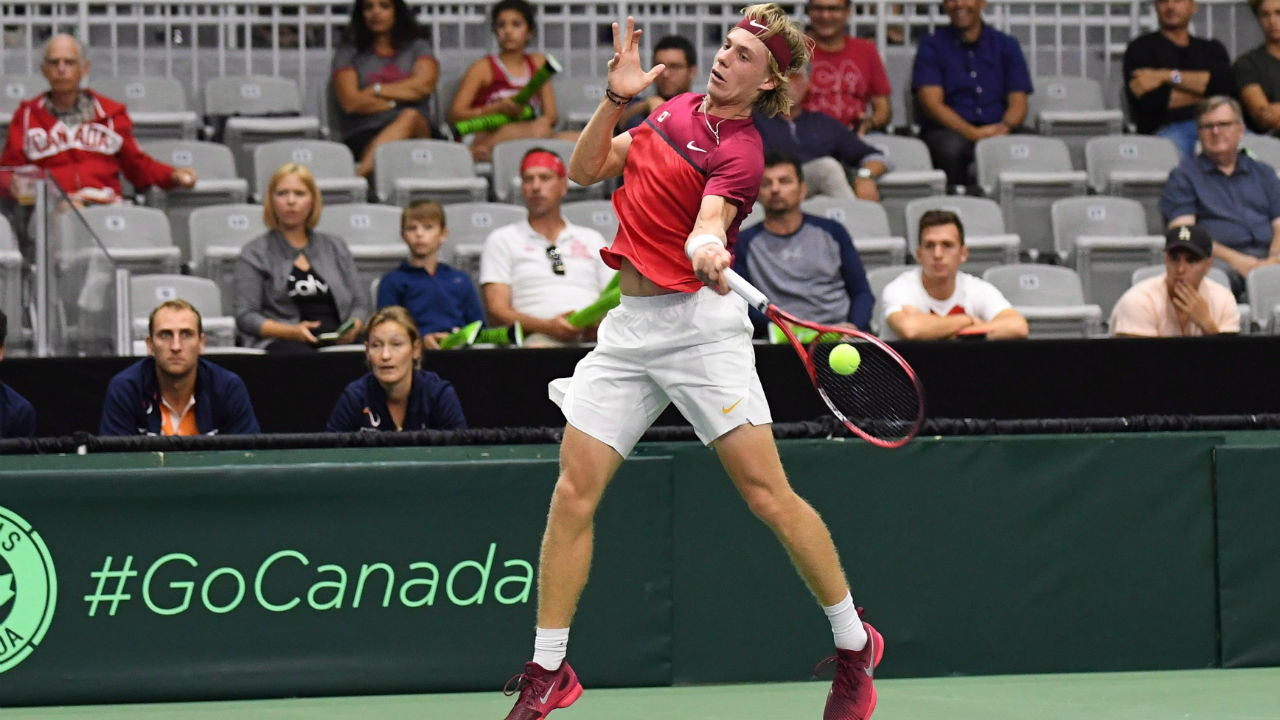 Davis Cup Finals: What you need to know about Canada's competition