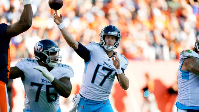titans-ryan-tannehill-throws-pass-against-broncos