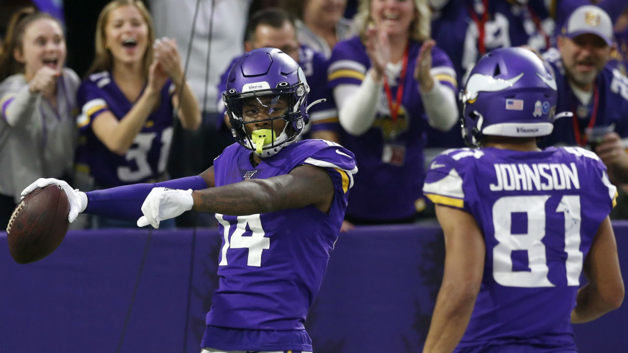 Vikings overcome 20-0 halftime deficit to beat Broncos