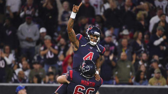 Patriots-Texans-Football