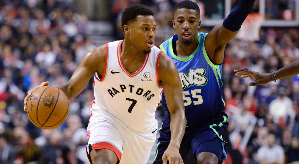 Kyle Lowry Wills Raptors To Impossible Comeback Win Over