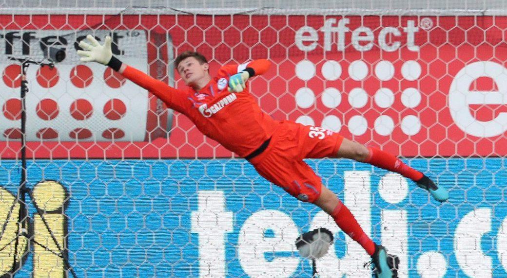 Bayern complete signing of Schalke goalkeeper Nubel on free transfer
