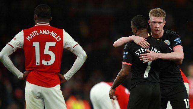 Arsenal-Manchester-City
