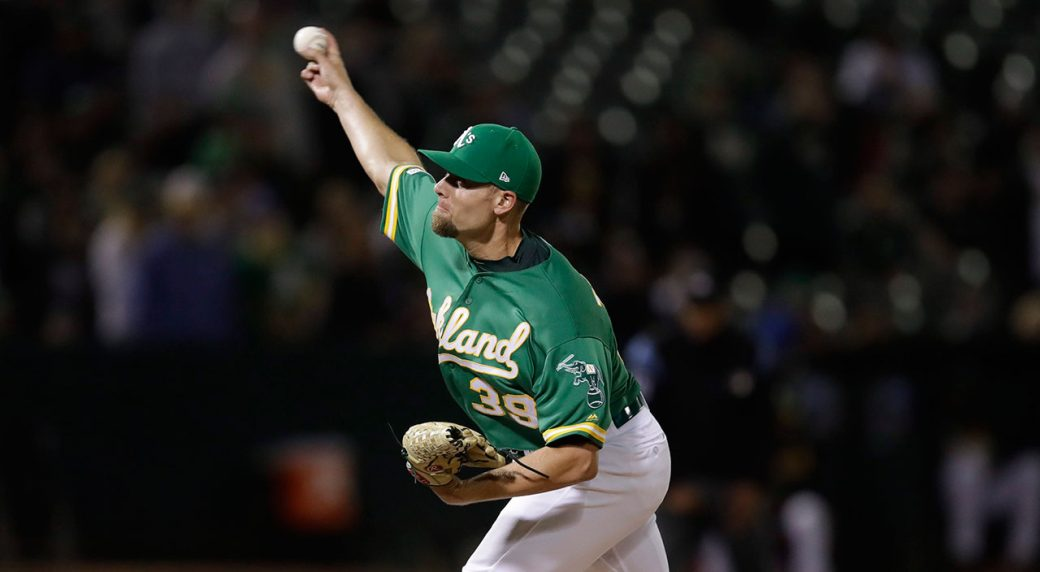 Blake-Treinen-Oakland-Athletics
