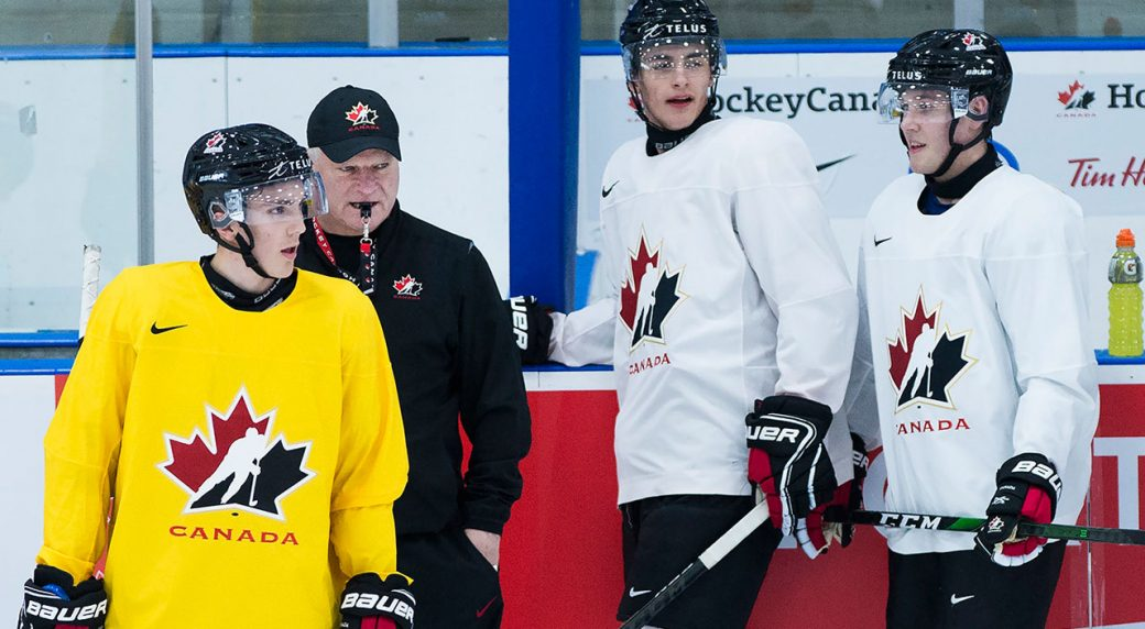 canada-coach-dale-hunter-skates-with-players
