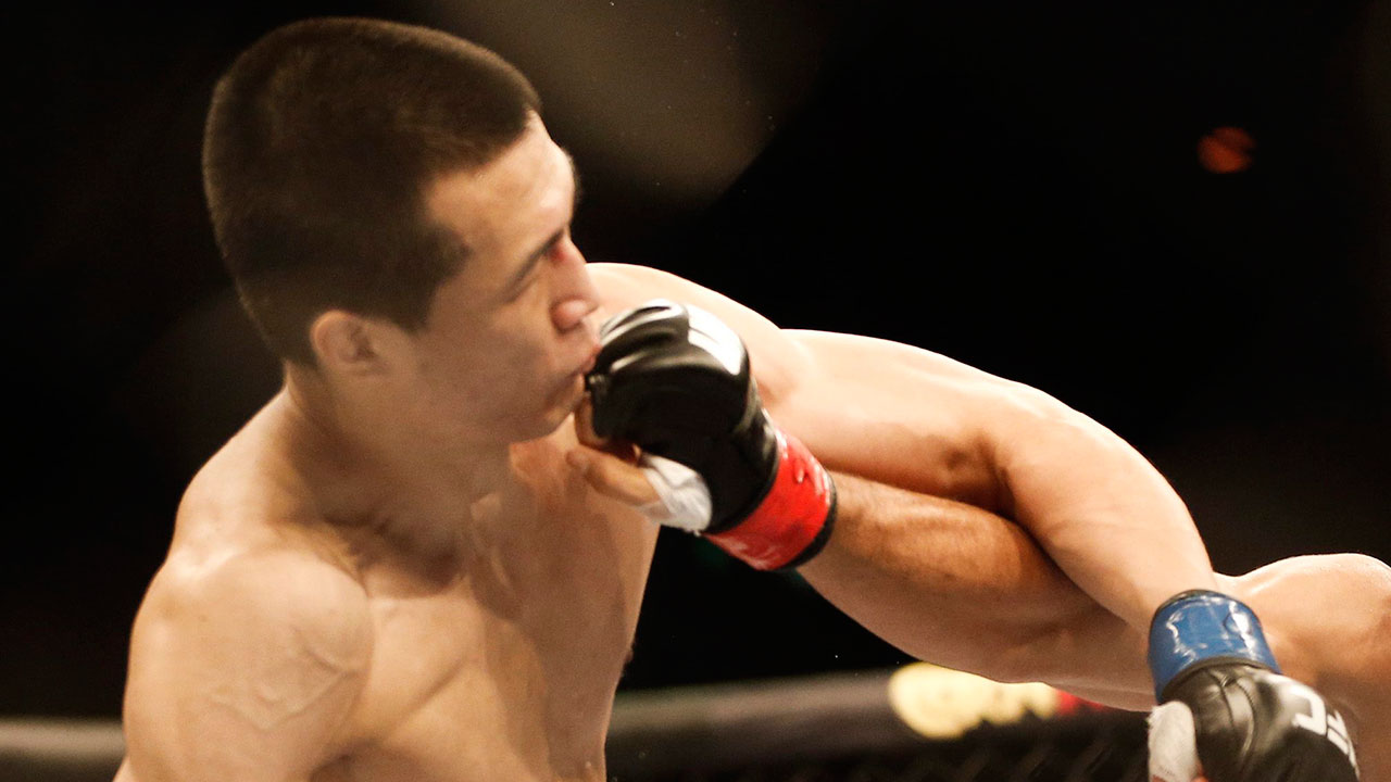 Korean Zombie among favourites on Saturday UFC odds