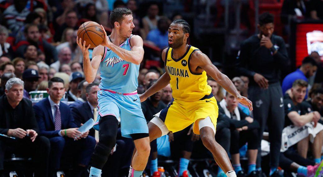 Miami Heat vs. Indiana Pacers - 12/27/19 NBA Pick, Odds & Prediction