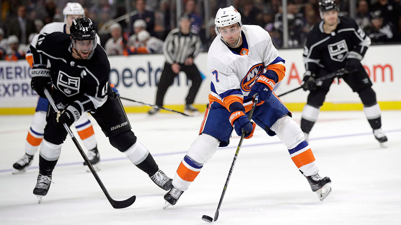 Eberle finally tickles the twine as the Islanders continue to shine