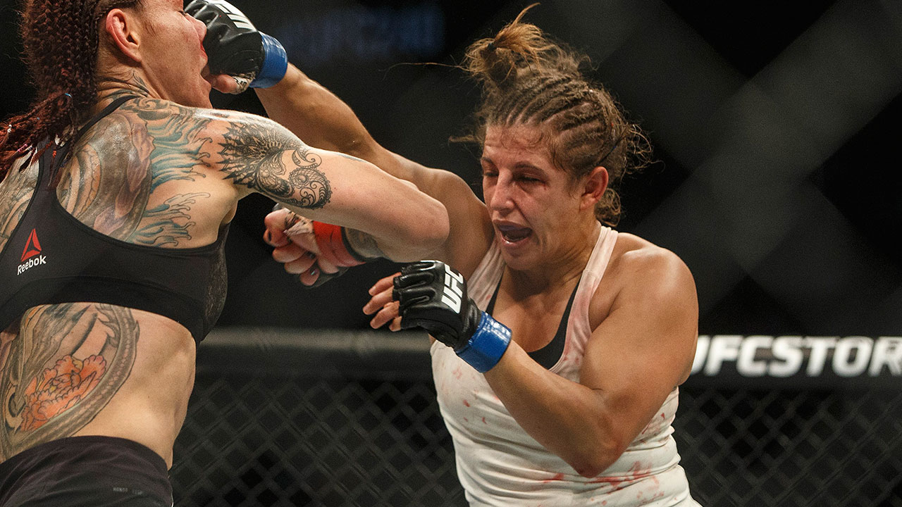 Canadian Felicia Spencer ready to face UFC 'living legend' Amanda Nunes