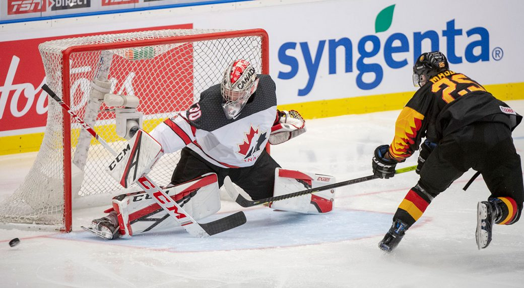 Finland silences US to advance to semis