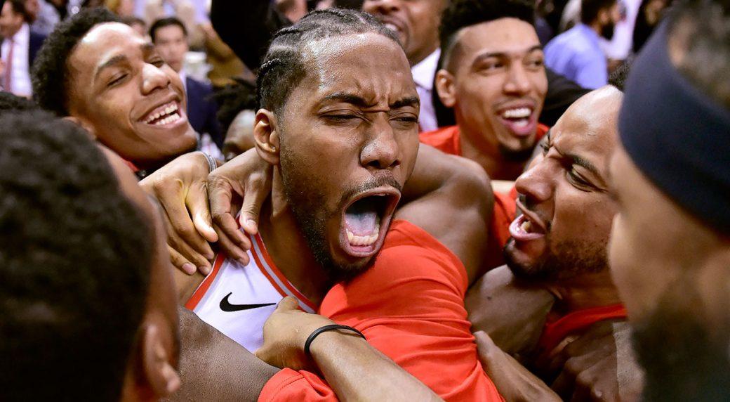 Kawhi Leonard's Raptors Season Etched in Toronto Sports History