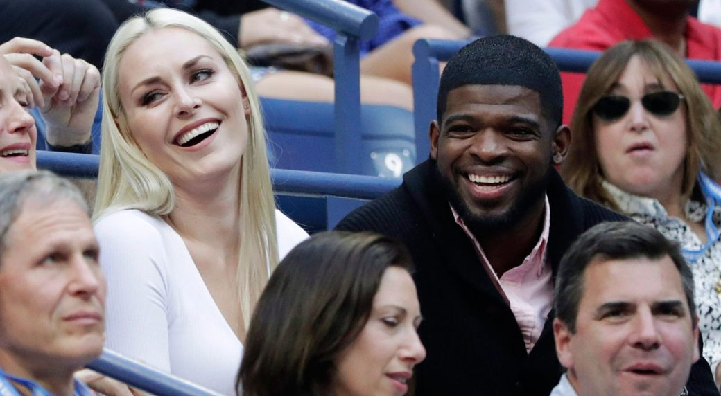 Lindsey Vonn Proposes to Fiance P.K. Subban: See His New Ring!
