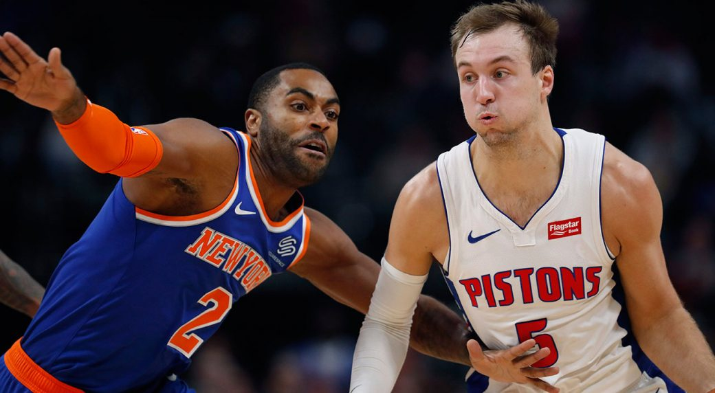 Luke Kennard trade improves Clippers bench during an active draft night