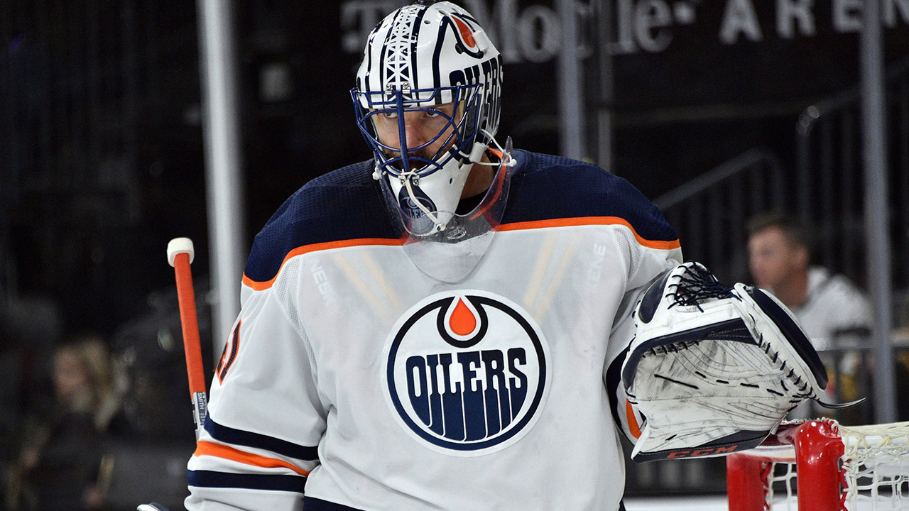 Oilers' goaltending regression central to recent struggles