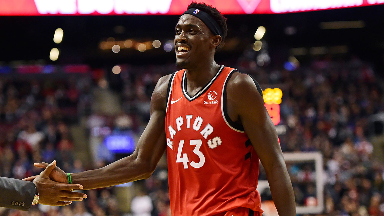 Raptors' Siakam up to second in All-Star voting among East forwards