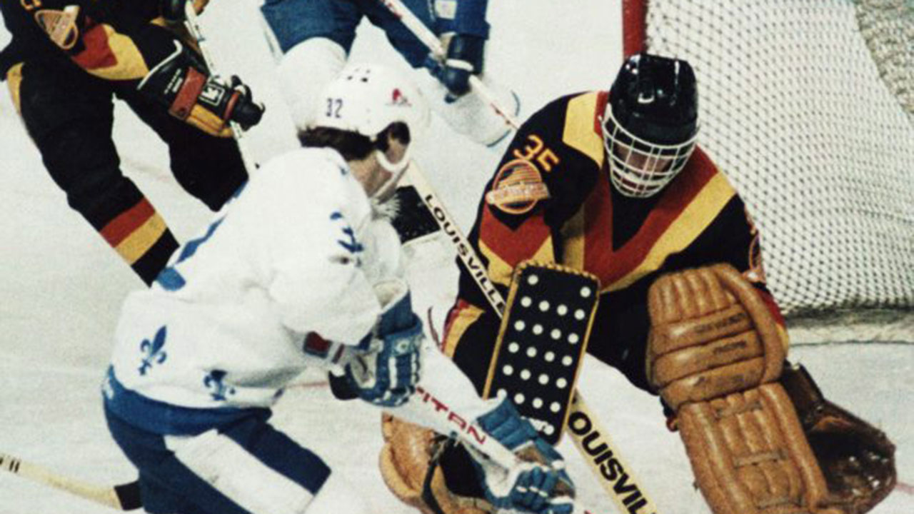 Creating the 1980s all-decade Vancouver Canucks lineup