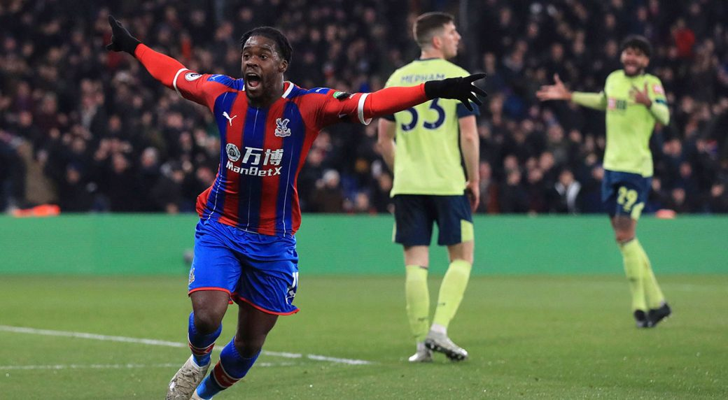 Hodgson states Crystal Palace stance on Zaha leaving in January