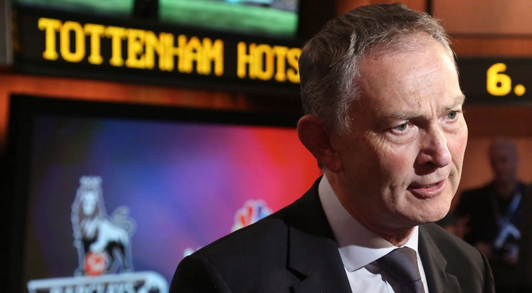 Richard Masters to become chief executive of the Premier League