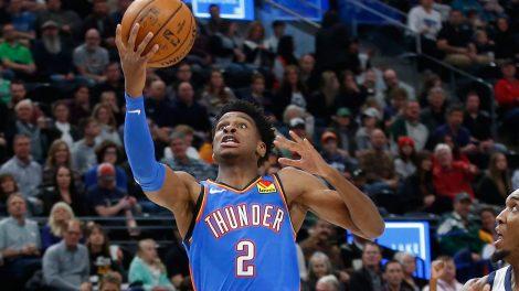 Shai-Gilgeous-Alexander-Oklahoma-City-Thunder