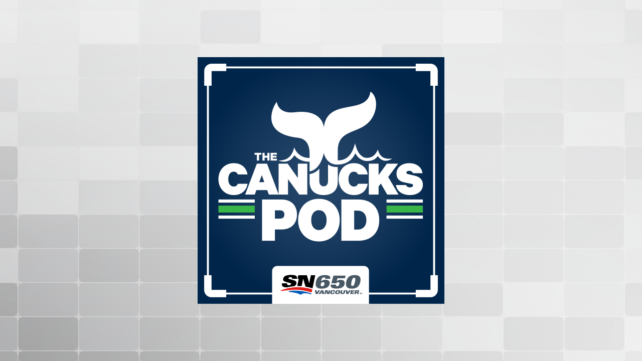 The Canucks Pod Logo Image