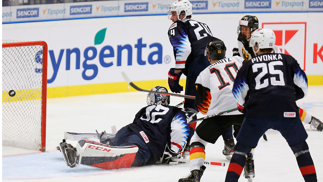 The U.S. re-groups after tough loss to Canada with a 6-3 win over Germany