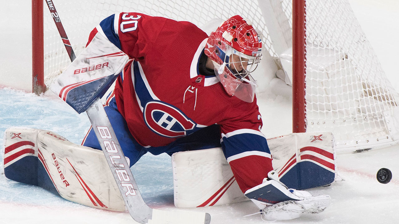 3 stats that put Canadiens' Cayden Primeau's first win in context