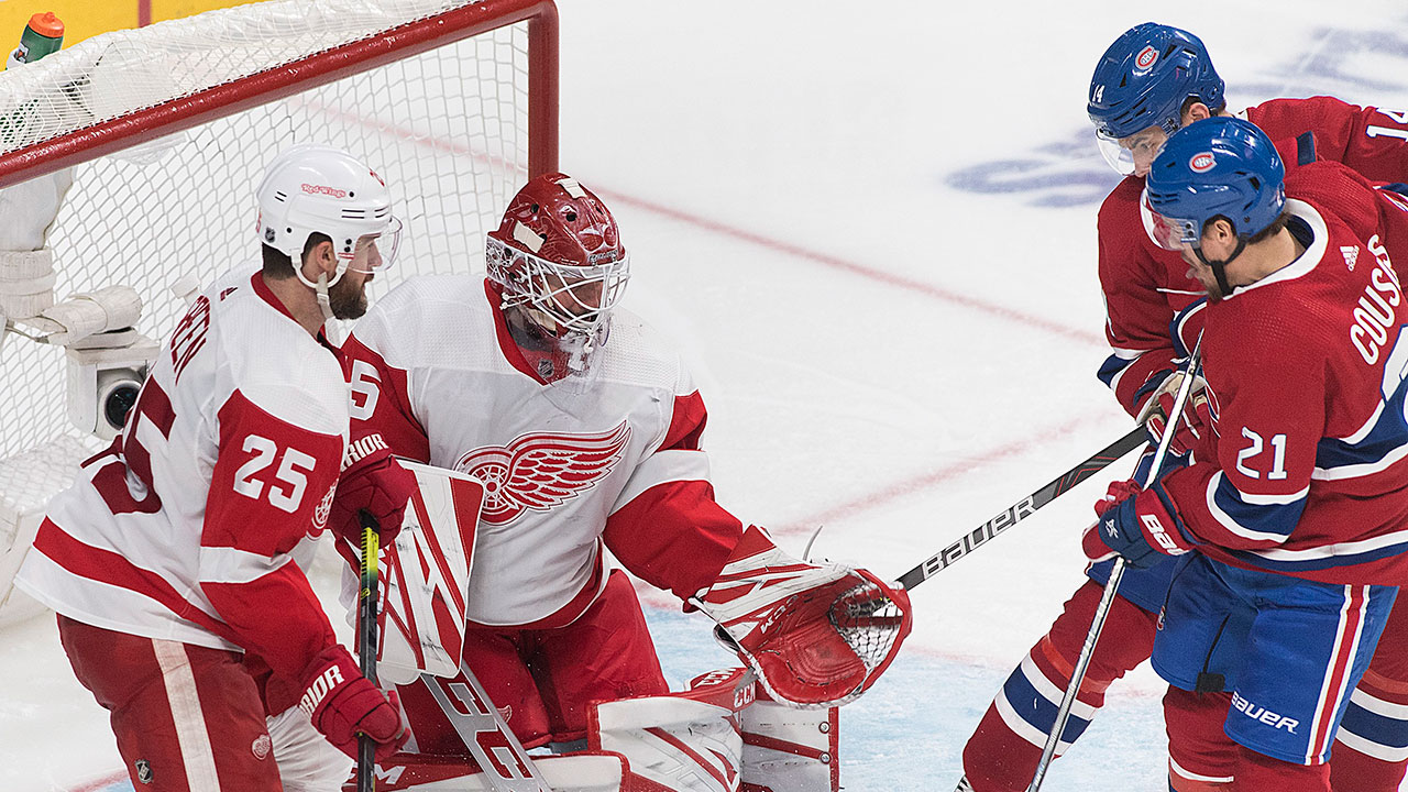 Canadiens' sobering loss to Red Wings a reminder to battle for every win