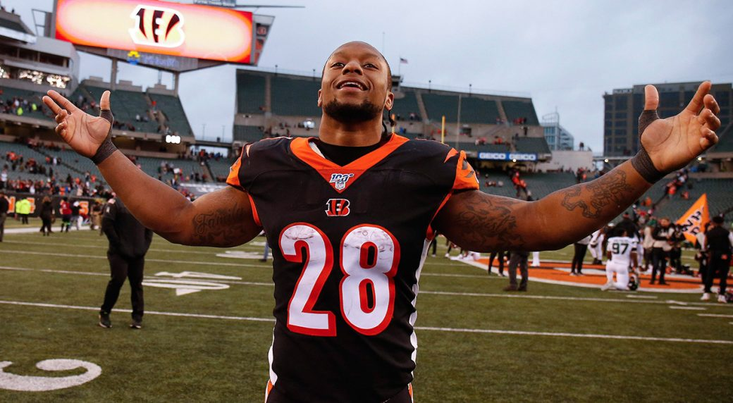 Bengals' Mixon enjoying resurgence as Patriots await - Sportsnet.ca