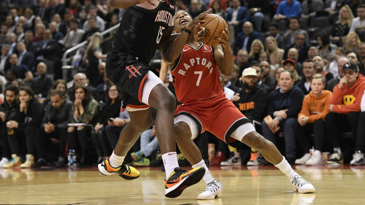 Raptors pick wrong time to fall back to Earth from three-point range