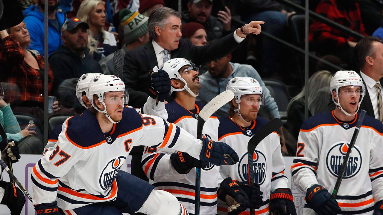 Tippett getting most from Oilers with 'feel for the room' approach