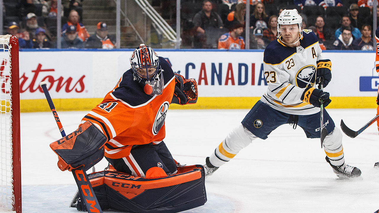 Colin Miller lifts Sabres to overtime win in Edmonton