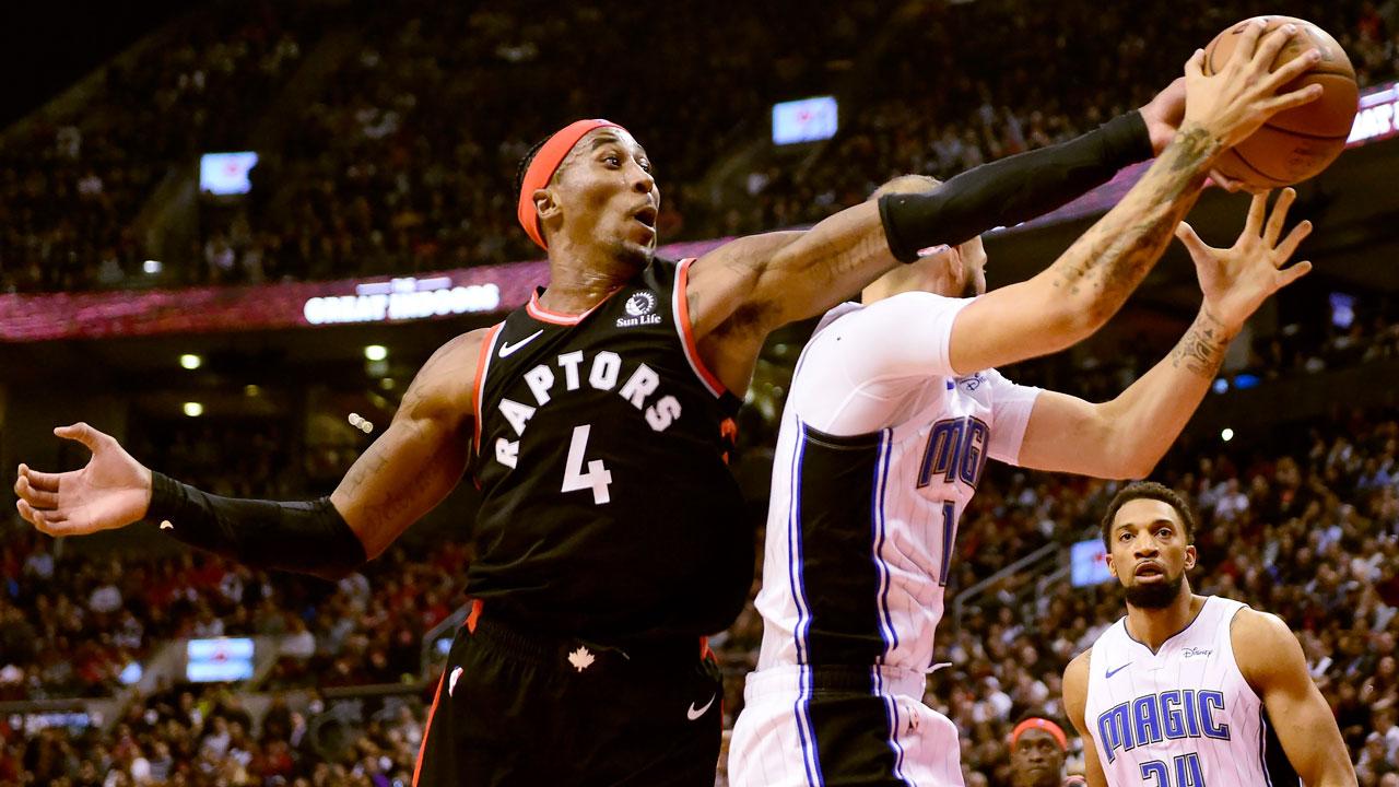 As Raptors look to end slump, Rondae Hollis-Jefferson's energy is essential