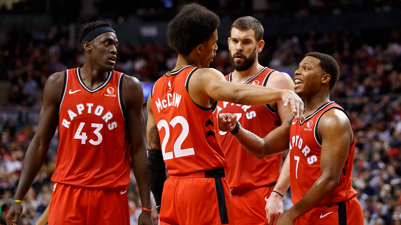 Three needs Raptors could address at NBA trade deadline