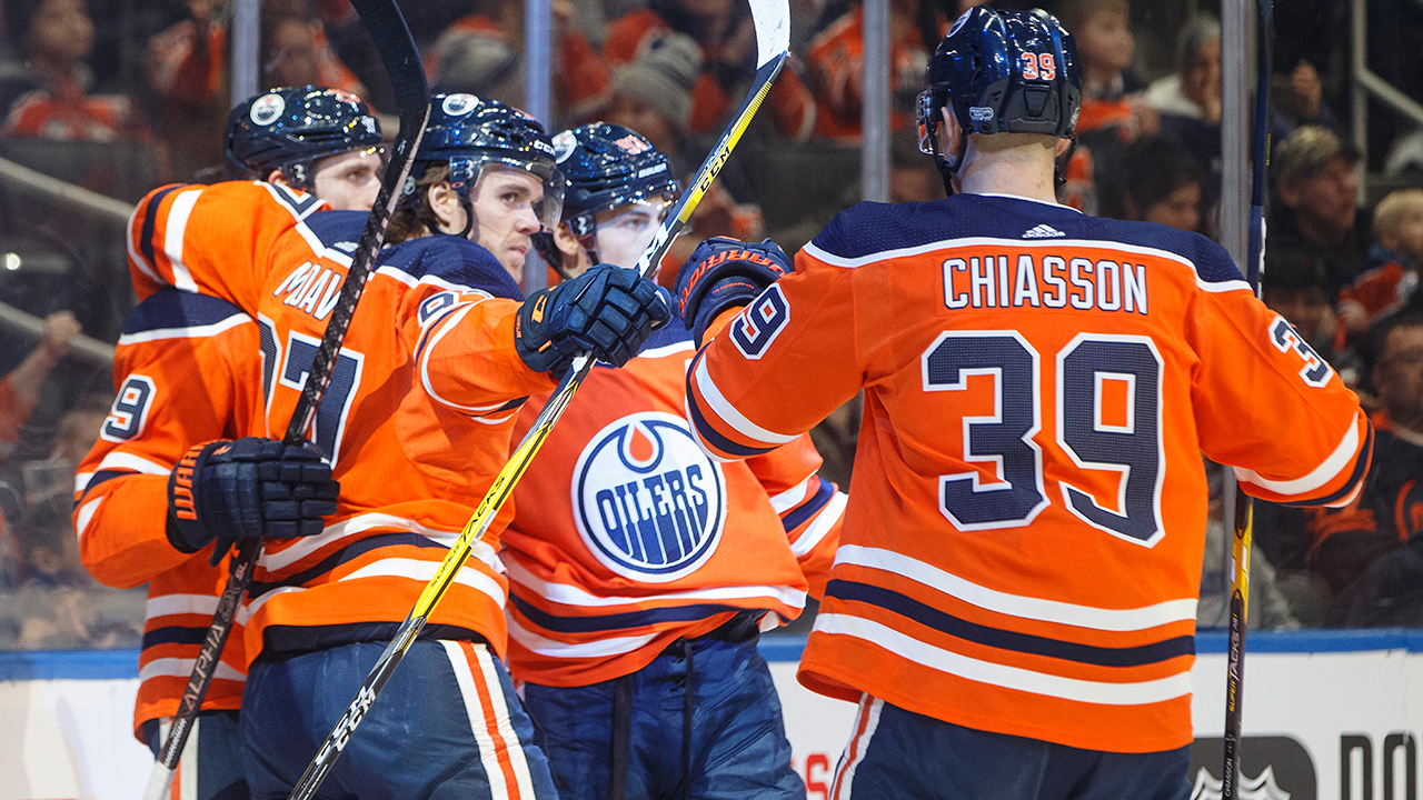 Draisaitl continues to rack up the points as Edmonton bounces back after Battle of Alberta loss
