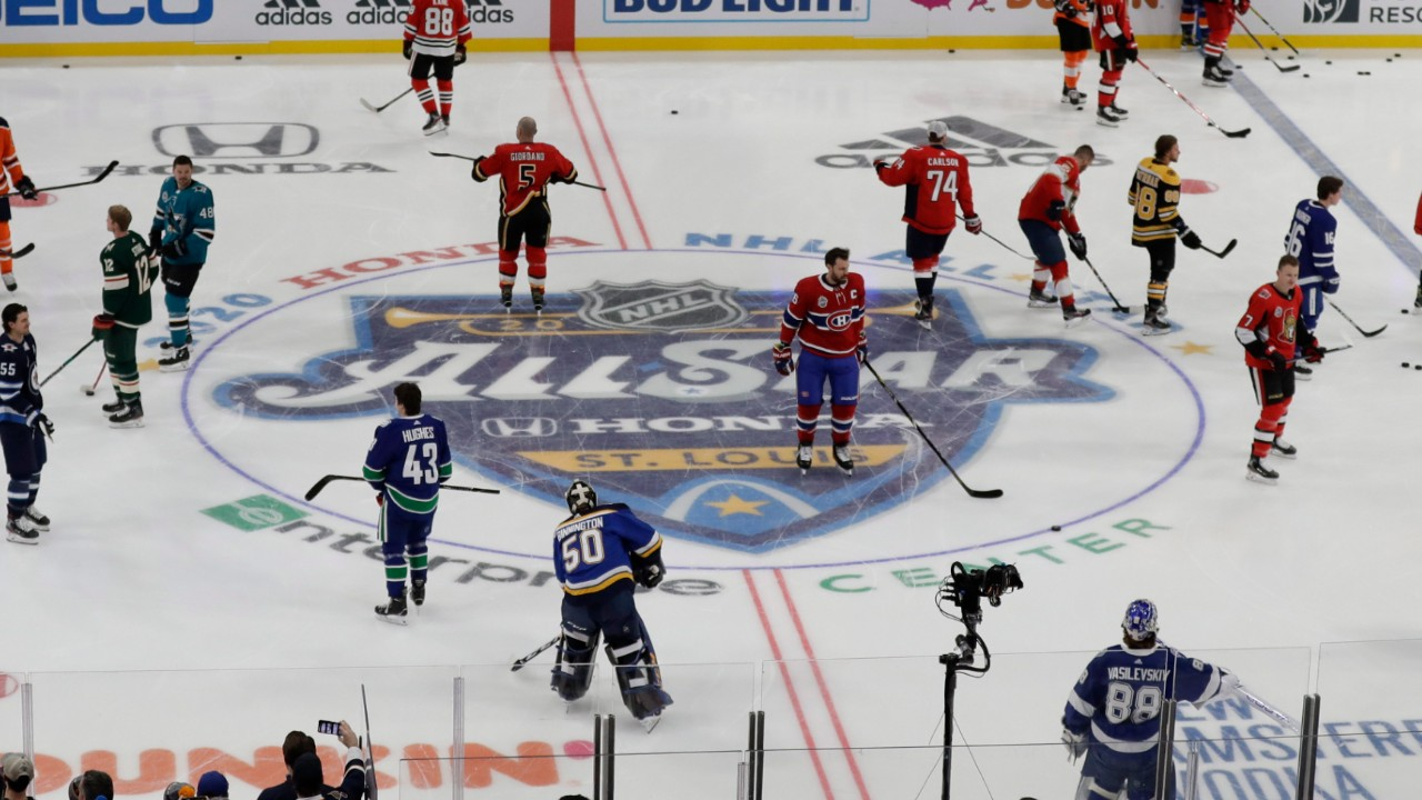 NHL All-Star Game Live Blog: Which division will claim the 2020 crown?