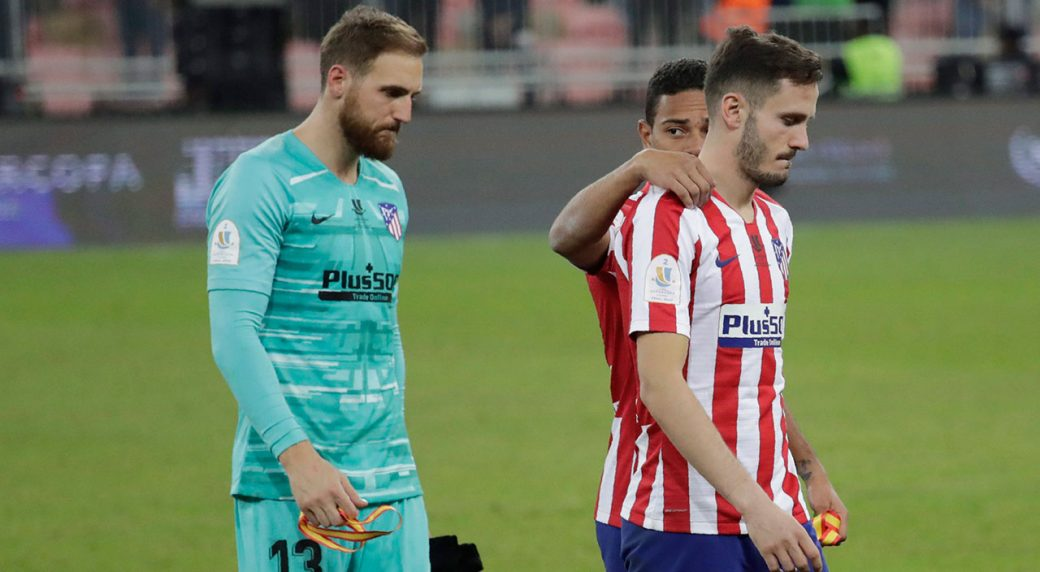 Atletico Madrid players accept pay being slashed by 70%