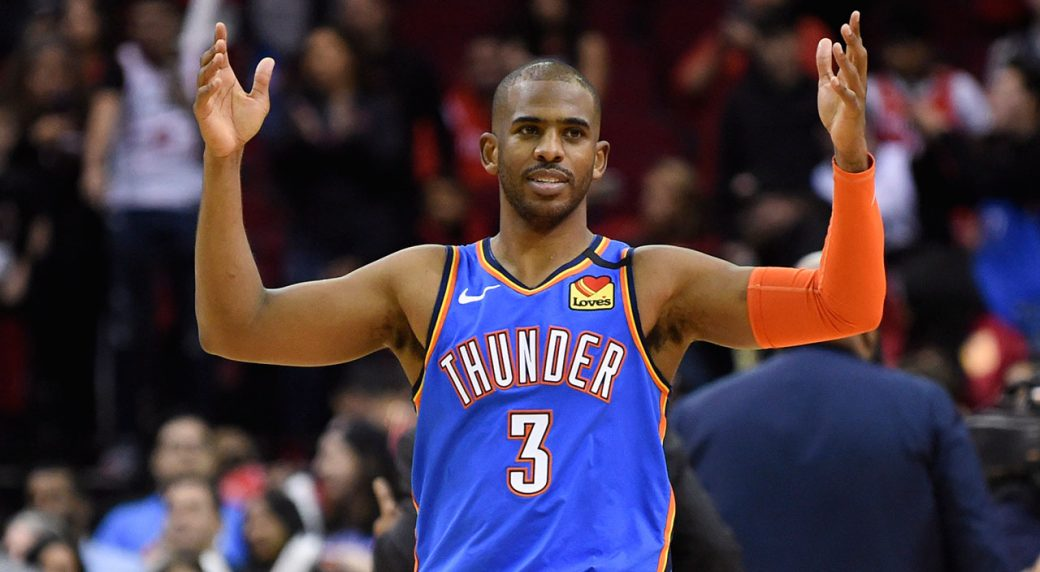 NBA: Ufficiale Chris Paul ai Suns! Ricky Rubio vola a OCK
