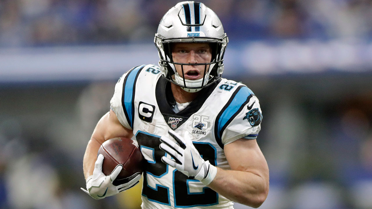 Christian-McCaffrey-Carolina-Panthers