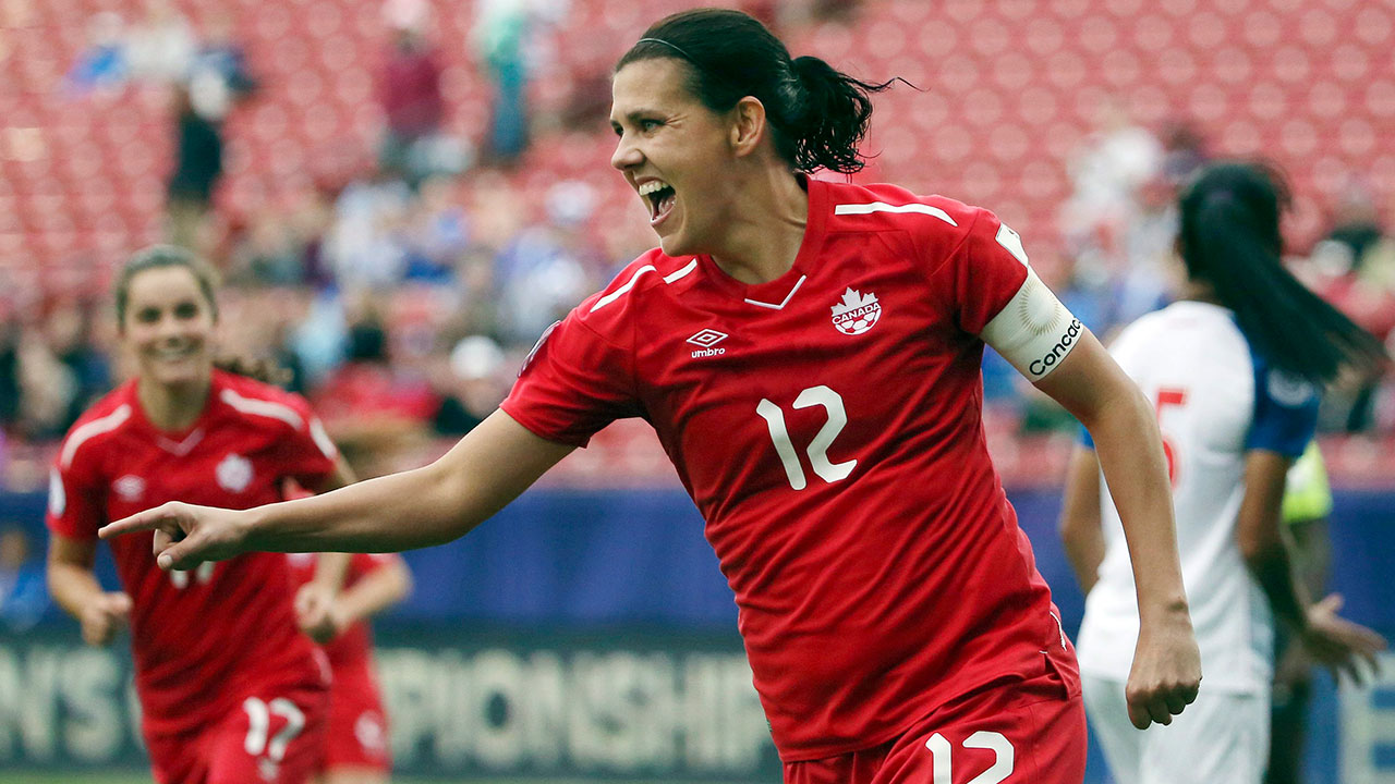 Sinclair leads list of nine Canadian federation players in 2020 NWSL - Sportsnet.ca