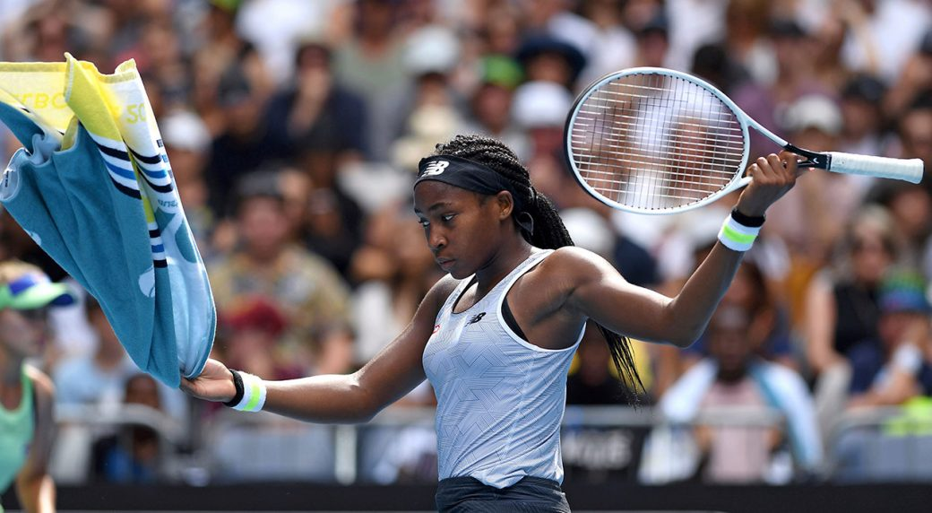 Coco Gauff joins Serena Williams in USA team for Fed Cup