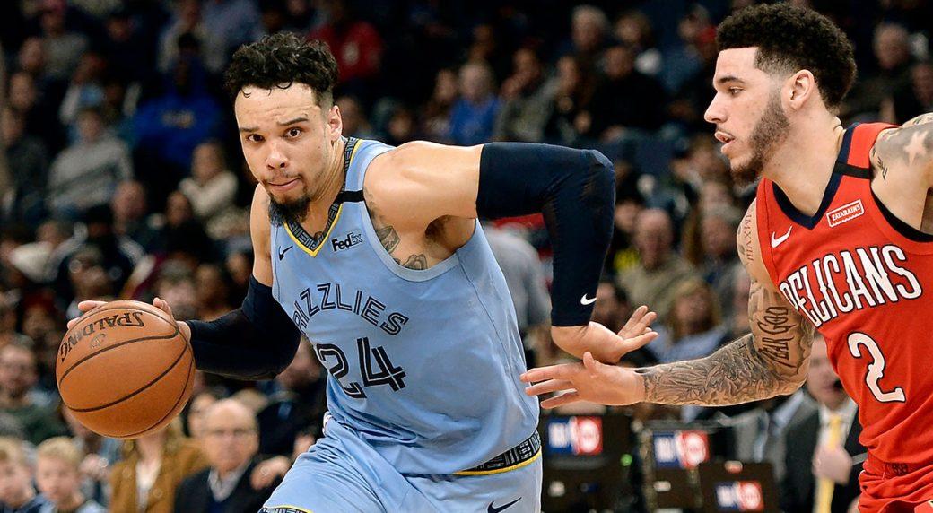 Jrue Holiday scores 36, Pelicans snap Grizzlies' win streak