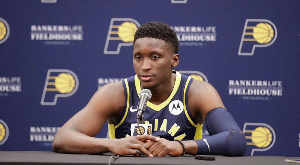 Pacers star Victor Oladipo plans to return January 29 against the Bulls