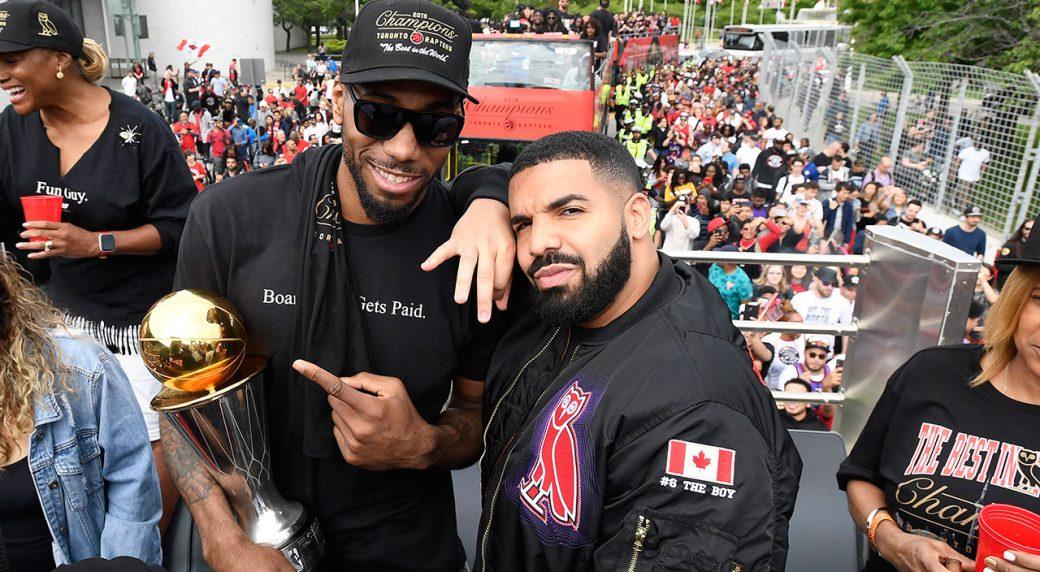 Drake-Kawhi-Leonard