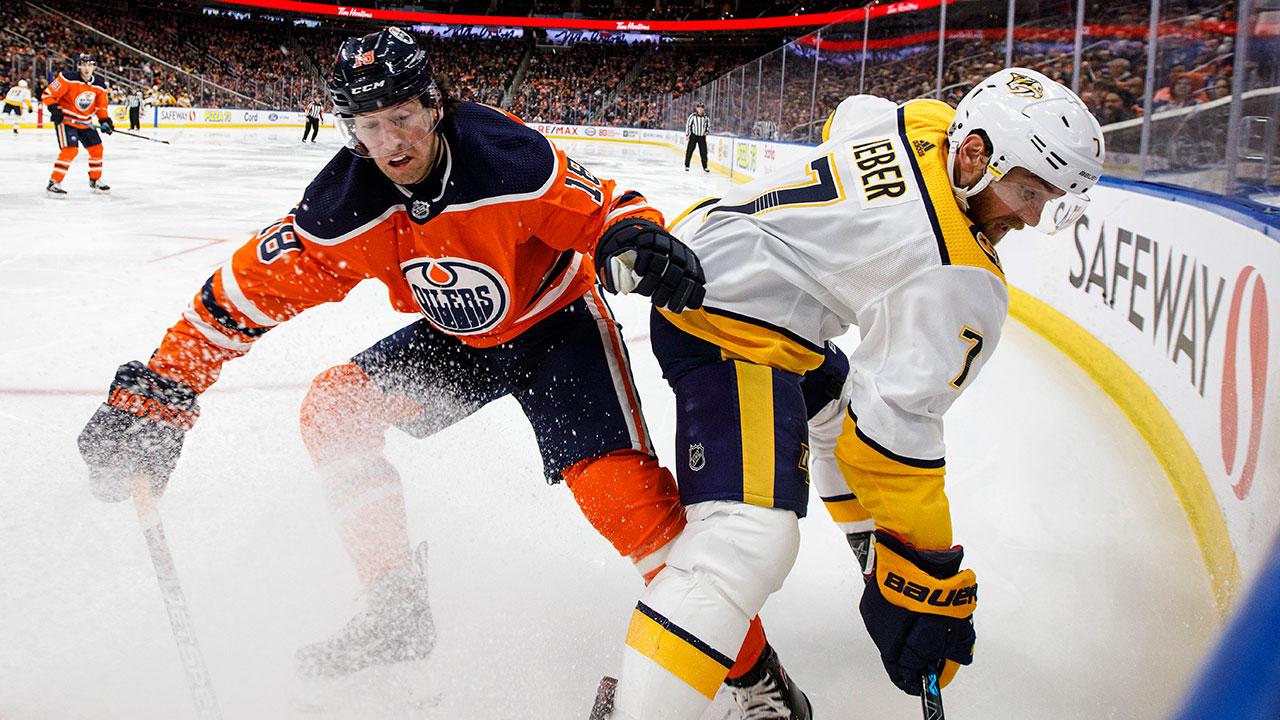 Oilers starting to roll as workmanlike effort carries them past Predators