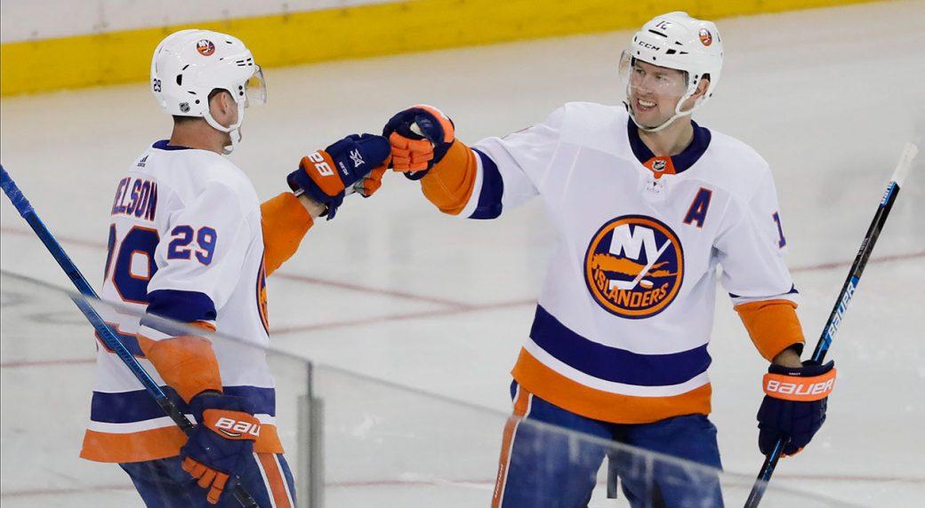 Bailey, Greiss help Islanders hold on to beat Rangers