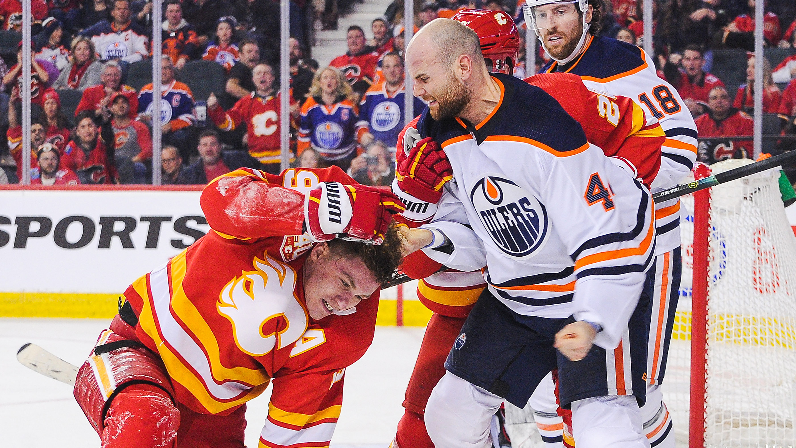 Oilers' Kassian on upcoming reunion with Tkachuk, reigniting Flames rivalry