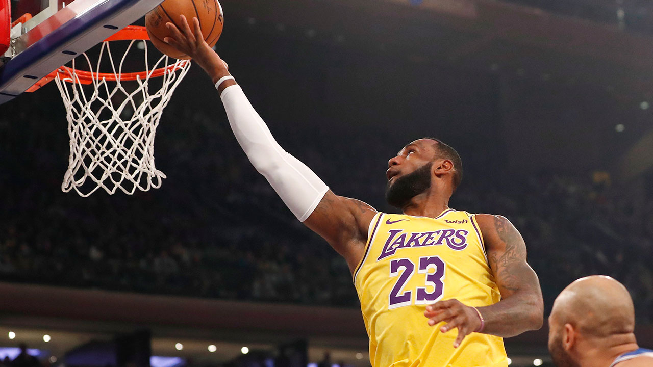 LeBron-James-Los-Angeles-Lakers