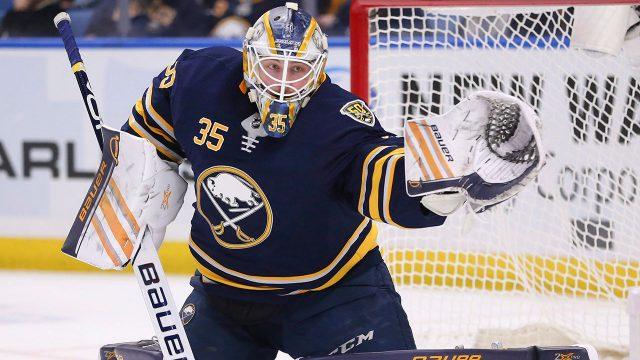 Linus-Ullmark-Buffalo-Sabres